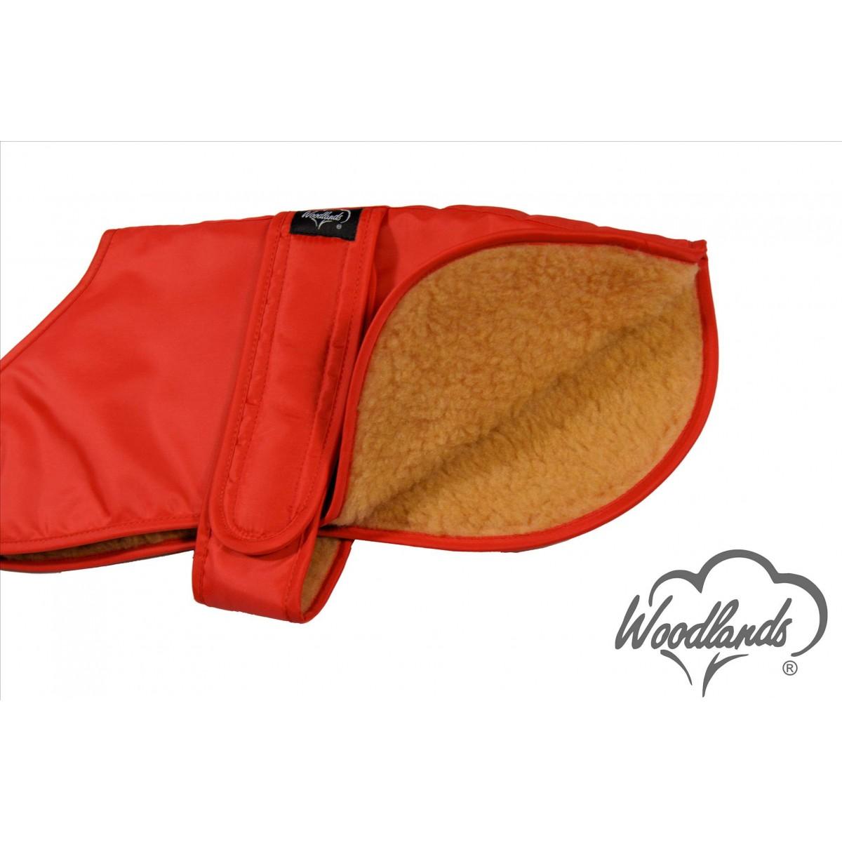Fleece Lined Waterproof Dog Coats Uk