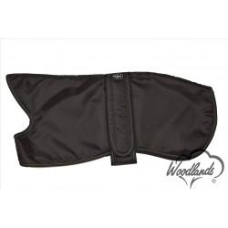 WOODLANDS Waterproof Black Whippet coat