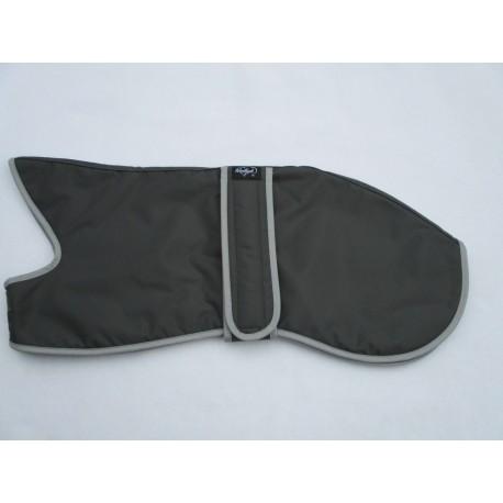 Woodlands Whippet Coat Waterproof Steel Green Grey