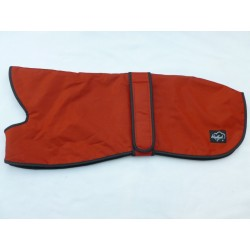 Greyhound Waterproof Walking Out Coat INDIAN RED