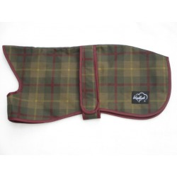 Woodlands Whippet Coat Waterproof Hunter Wax