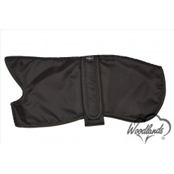 WOODLANDS Waterproof Black Whippet coat