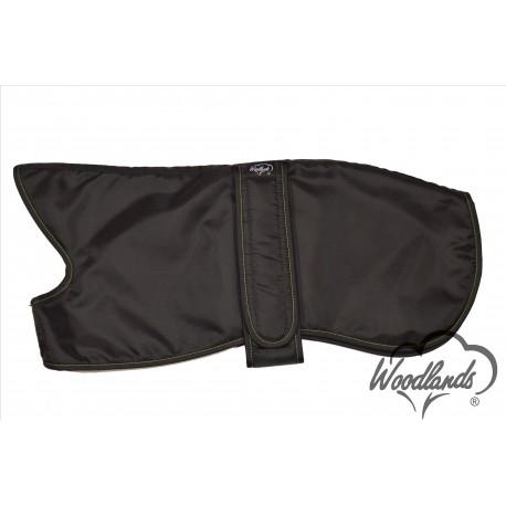 Black Whippet coat